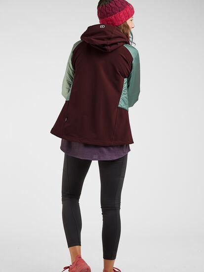 Splurge Plus Merino Jacket: Image 4