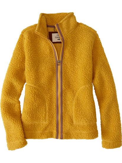 Mount Diablo Fleece Jacket: Image 1