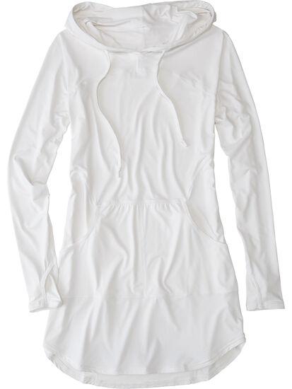 Blocker Hoodie Dress: Image 1