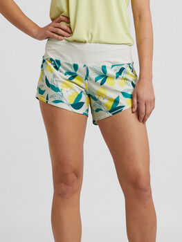 "Obsession Running Shorts 4"" - Floral"