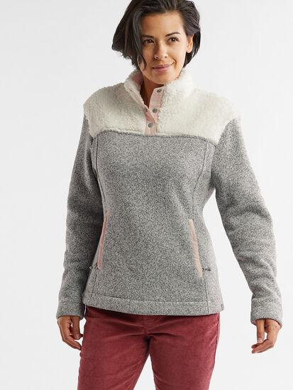 Callitrix Fleece Pullover