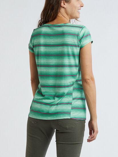 Henerala 2.0 Short Sleeve Tee - Dusk Stripe: Image 3