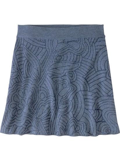 Super Power Skirt - Woodcut Botanical: Image 1