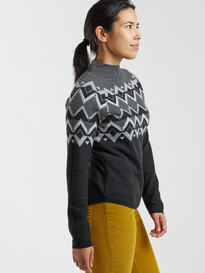 Barra Sweater - Fair Isle: Image 5