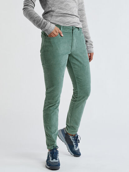 Miraculous Skinny Corduroy Pants: Image 1
