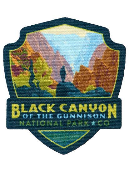 Black Canyon Contour Patch: Image 1