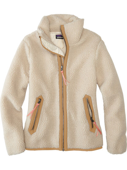 Wawona Full Zip Fleece Jacket: Image 1