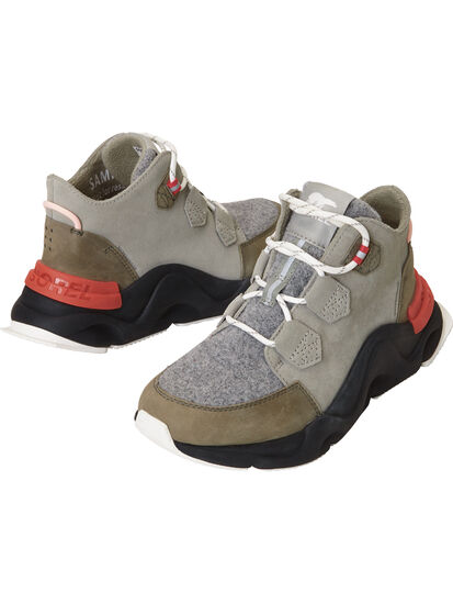 Lynx Waterproof Sneaker Bootie: Image 1