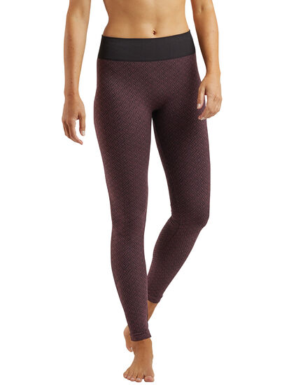 Footloose High Rise Leggings - Falling Diamonds: Image 1