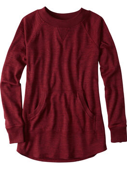 Universal Crew Neck Tunic Top