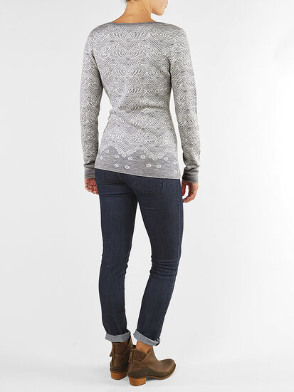 Reykjavik Henley Sweater: Image 3