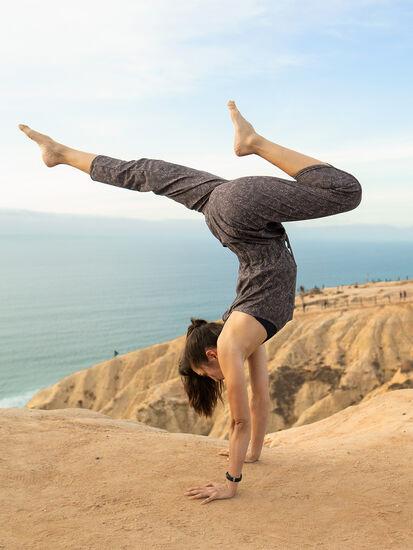 Freedom Sleeveless Jumpsuit: Image 3