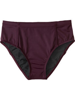 Francie High Waisted Bikini Bottom - Solid