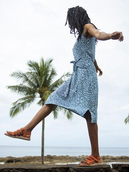 Round Trip Midi Dress - Indio