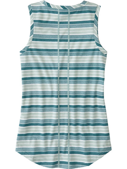 Vibe Tank Top - Rugby Stripe: Image 2