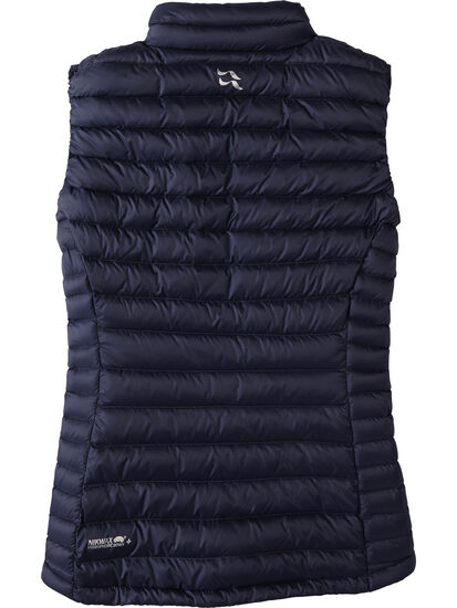 Thermo Recycled Microlight Down Vest: Image 2