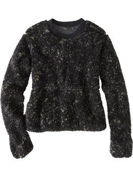 Thaw Reversible Fleece Sweatshirt
