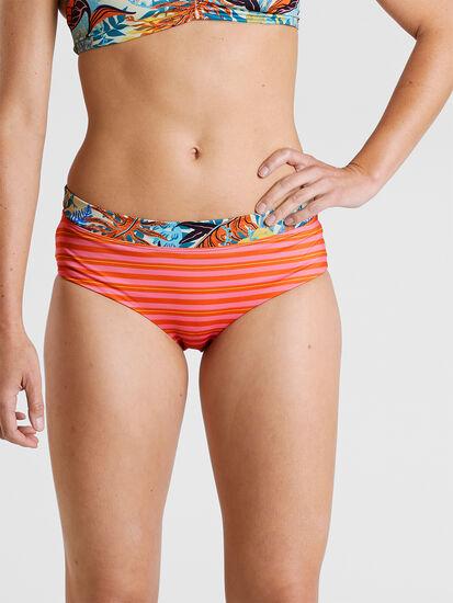 Hipster Bikini Bottom - Fern Stripe: Image 2