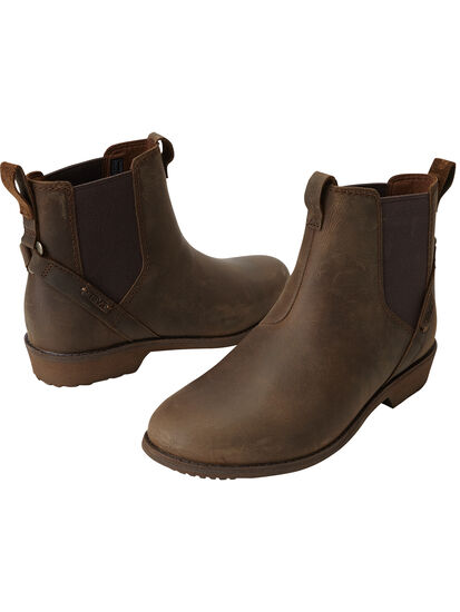 Serious Waterproof Pull-On Boots: Image 1