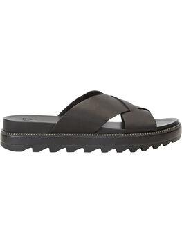 Mastery Slide Sandal - Black