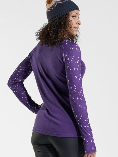 What The Bluff Long Sleeve Top: Image 3