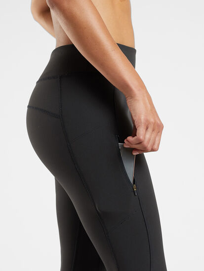 Vitality Softshell Tights: Image 4
