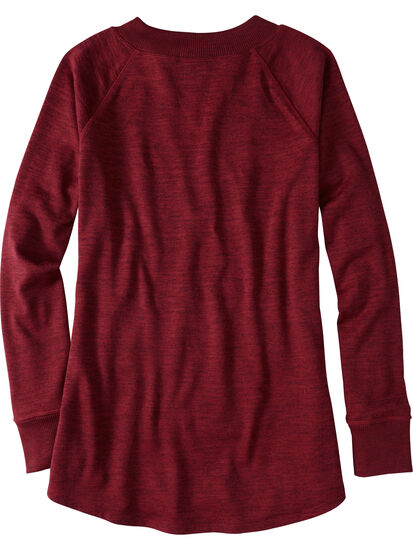 Universal Crew Neck Tunic Top: Image 2