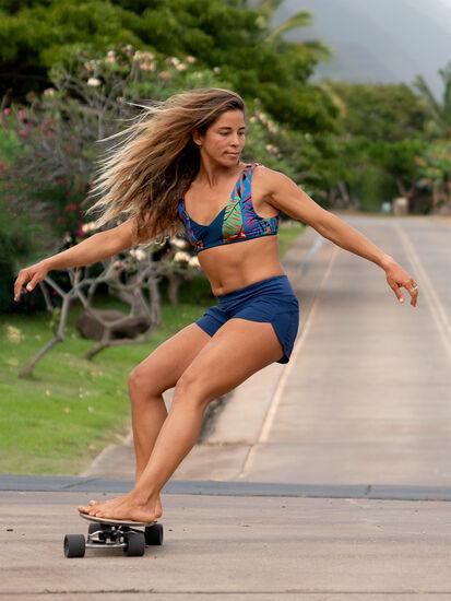 Bahama Mama Reversible Bikini Top - Tropicalia: Image 5