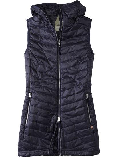 Skye Puffer Vest : Image 1