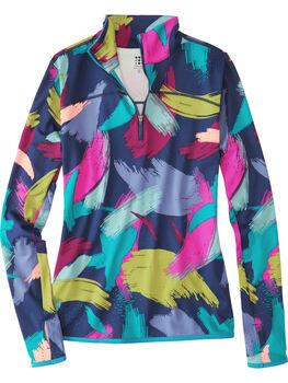 Runagade 1/4 Zip Pullover - Impasto