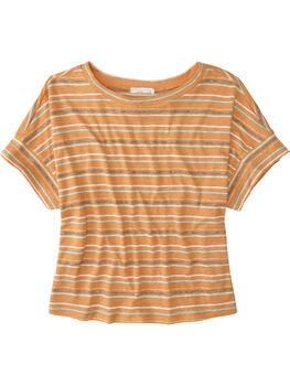 Sativa Short Sleeve Tee - Stripe
