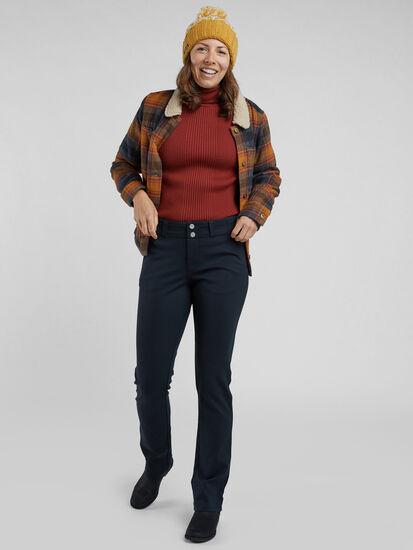Kate Pants - Regular: Model Image