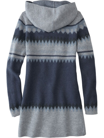 The Stevie Long Sweater - Placed Print: Image 2