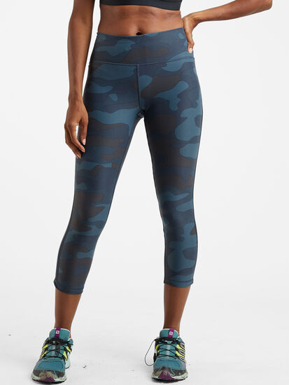 Top Drawer Tech Leggings: Image 1