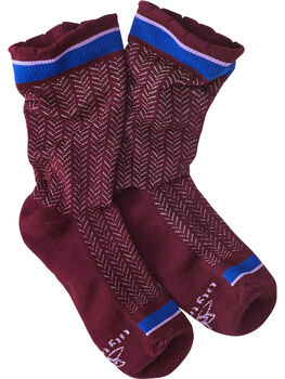 Trotters Compression Crew Socks - Bon Bon