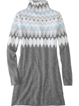 Heritage Turtleneck Sweater Tunic