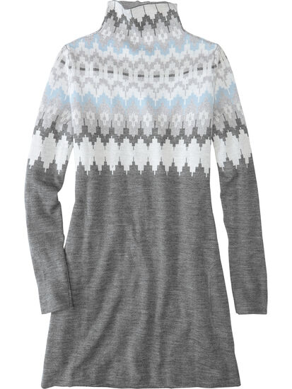 Heritage Turtleneck Sweater Tunic: Image 1