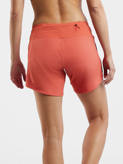 """Obsession Running Shorts - 6"""": Image 2"""