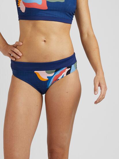 Lehua Bikini Bottom - Flower Mix: Image 2