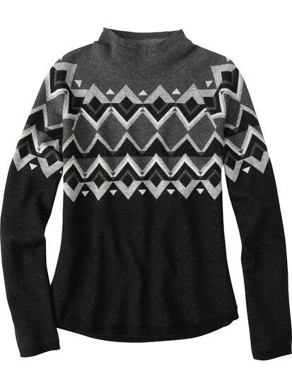 Barra Sweater - Fair Isle: Image 1