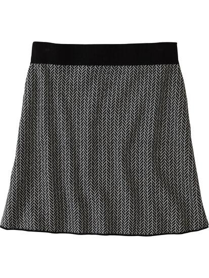 Super Power Skirt - Herringbone: Image 2