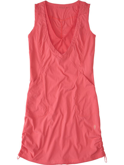 Singular Sleeveless Dress: Image 1