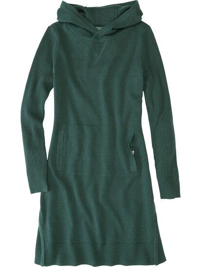 Impulse Hoodie Sweater Dress: Image 1