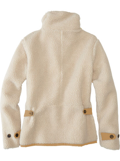 Wawona Full Zip Fleece Jacket: Image 2
