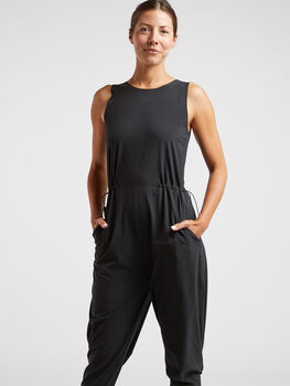 Round Trip Sleeveless Jumpsuit