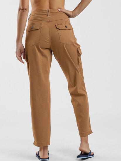 Boulder Cargo Crop Pants: Image 2