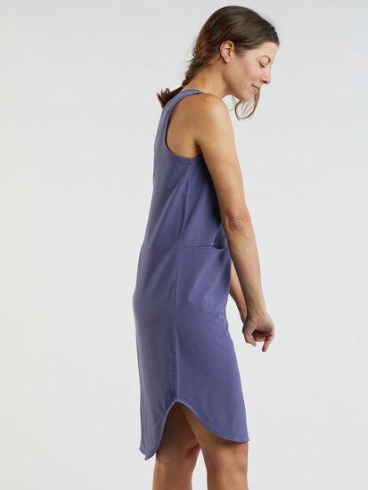 Cirrus Lasercut Dress - Crinkle: Image 5
