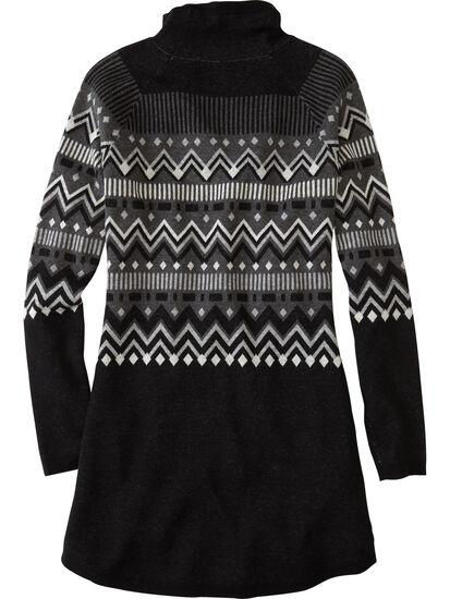 Barra Tunic Sweater - Fair Isle: Image 1