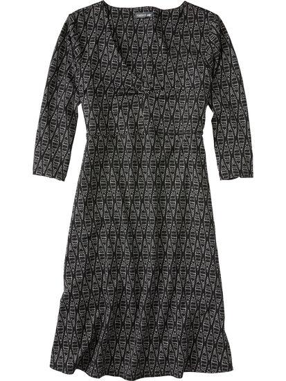 Amelia 3/4 Sleeve Dress: Image 1