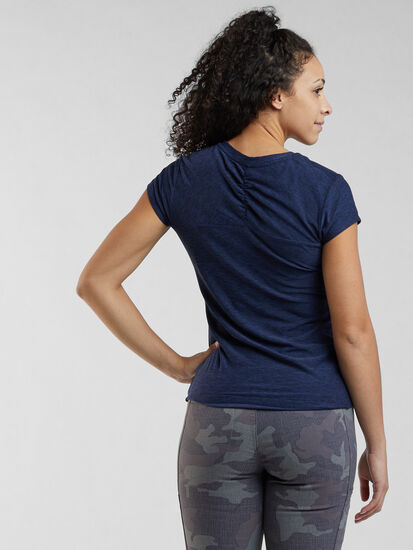 Grace 2.0 Short Sleeve Top - Solid: Image 4
